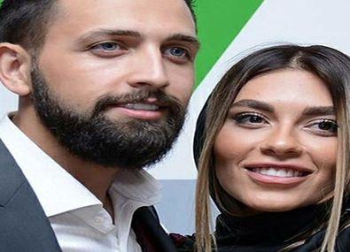 فیلم لورفته از همسر محسن افشانی در حمام ترکی + فیلم