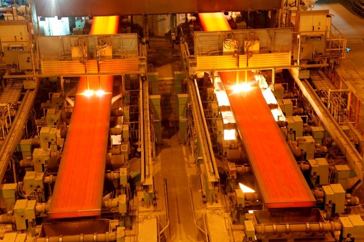 تولید شمش فولاد سازان بزرگ کشور به بیش از ۸.۵ میلیون تن رسید