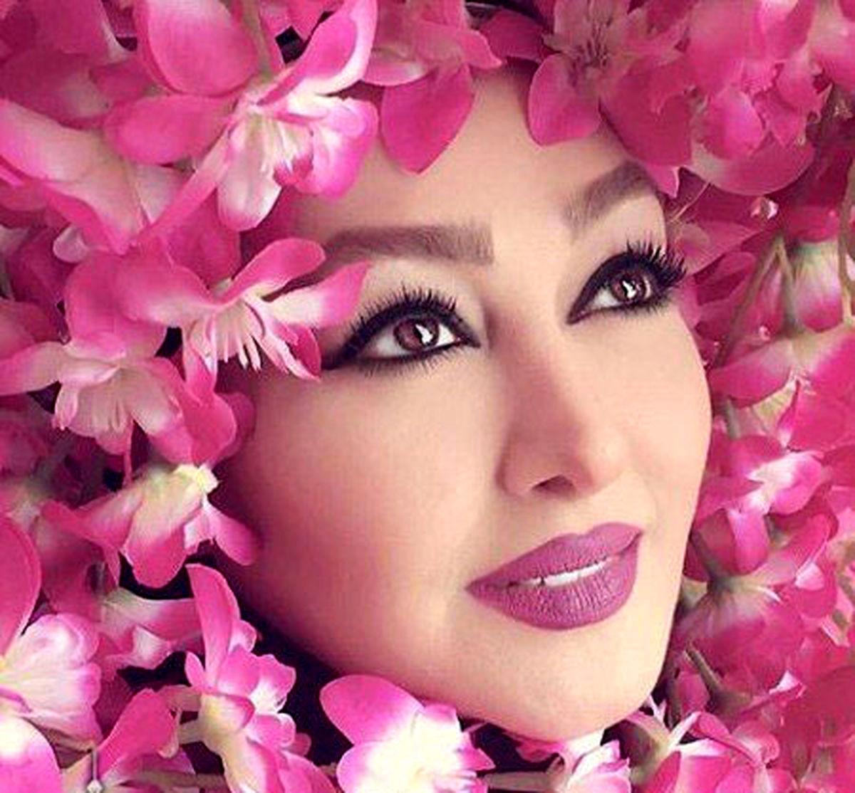 خودستایی الهام حمیدی در شبکه های اجتماعی جنجال به پا کرد + فیلم