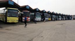 رانندگان اتوبوس و مینی بوس بیمه بیکاری میگیرند