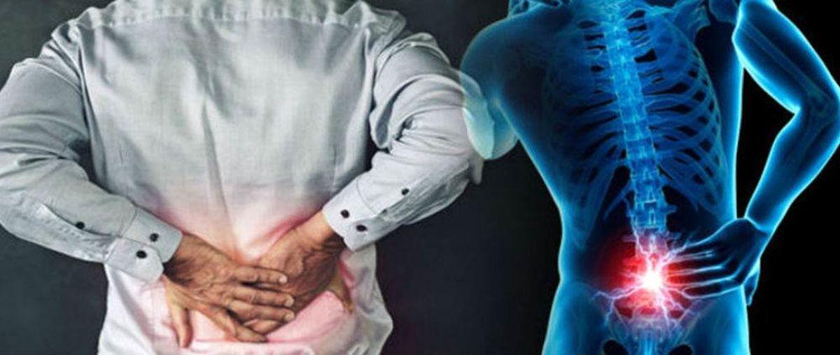چگونه از کمر درد پیشگیری کنیم؟