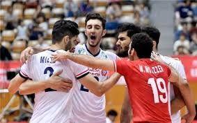 والیبال ایران با بازیکنان ذخیره به نخستین پیروزی در جام جهانی رسید ...