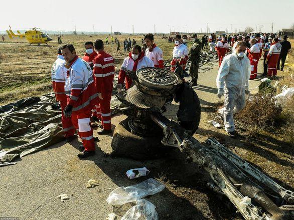 خسارت ناشی از ساقط شدن هواپیمای اوکراینی برآورد شد