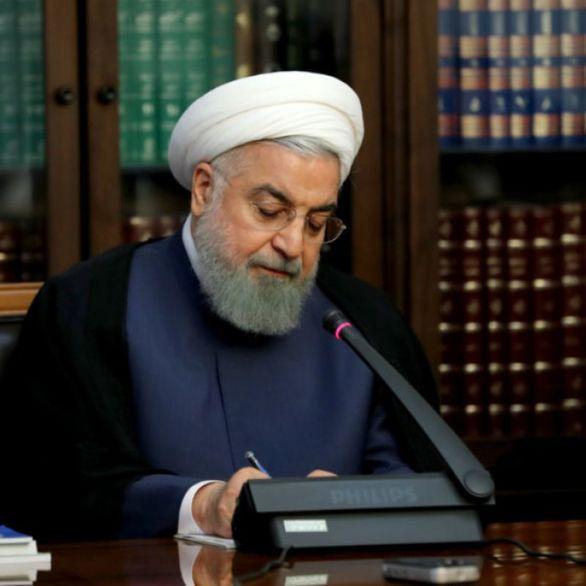 روحانی درگذشت عضو مجمع را تسلیت گفت