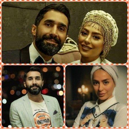 بیوگرافی سمانه پاکدل و همسرش هادی کاظمی و حواشی این دو بازیگر