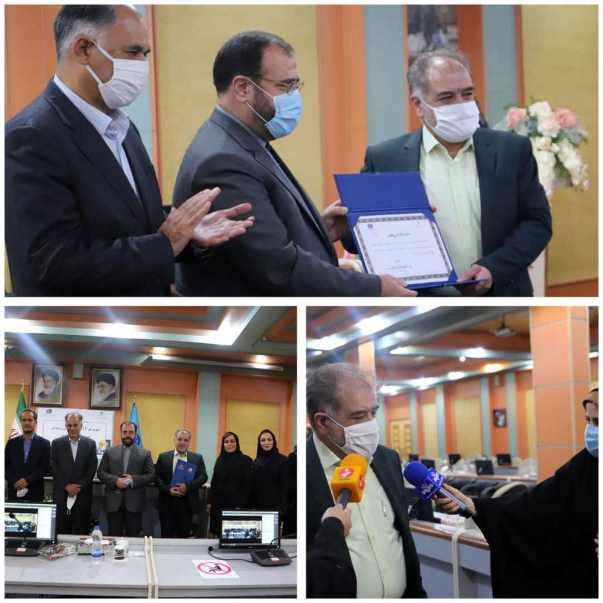 پگاه تهران پروانه بهره برداری مرکز آموزش را دریافت کرد