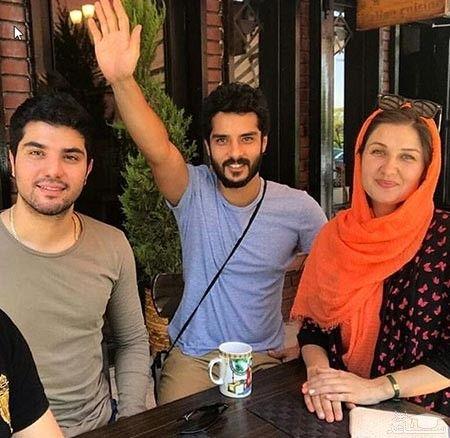 زندگی خصوصی سینا سهیلی (مهراد) و همسرش + عکس های جذاب و دیده نشده ...