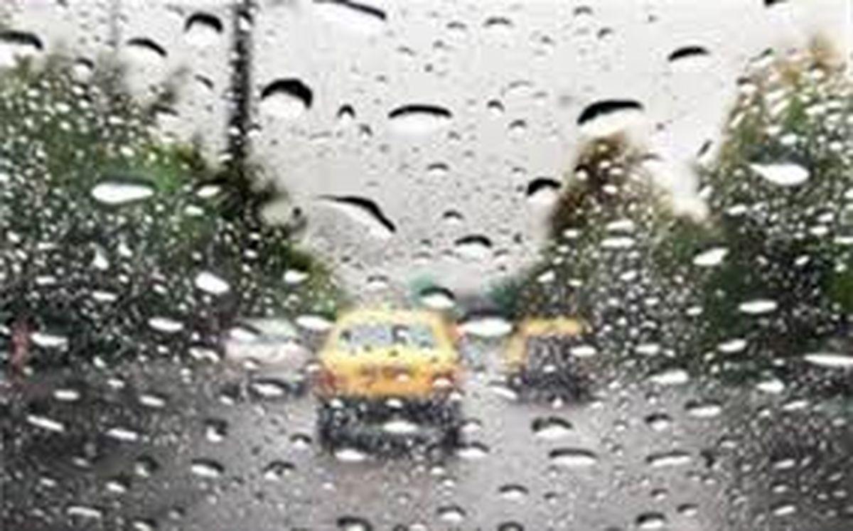 پیش بینی بارش پراکنده در برخی استان ها