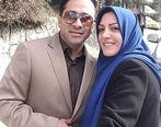 گفتگوی خنده دار مجری معروف با همسرش روی آنتن زنده، حین زلزله + فیلم
