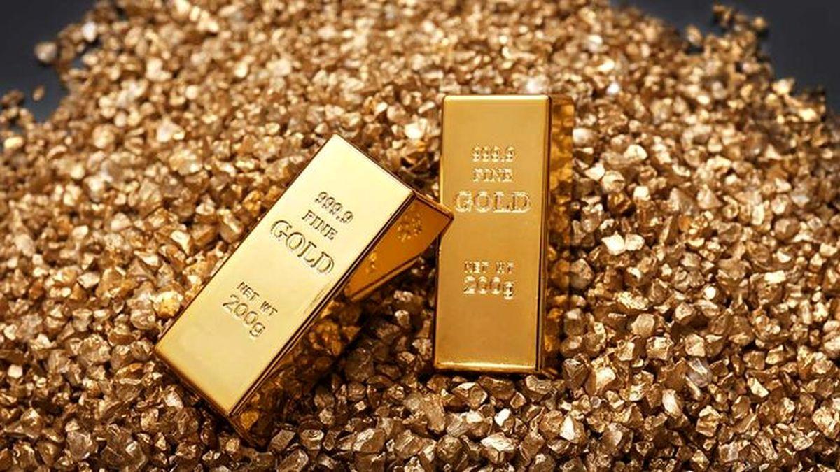 قیمت طلا کاهش یافت + قیمت جدید