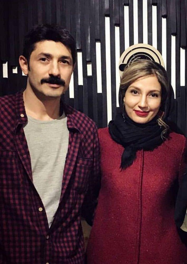 حدیث میرامینی و همسرش مجتبی رجبی /عکس | 24 آنلاین