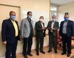 بانک رفاه در تجهیز بیمارستان لبافی نژاد مشارکت کرد