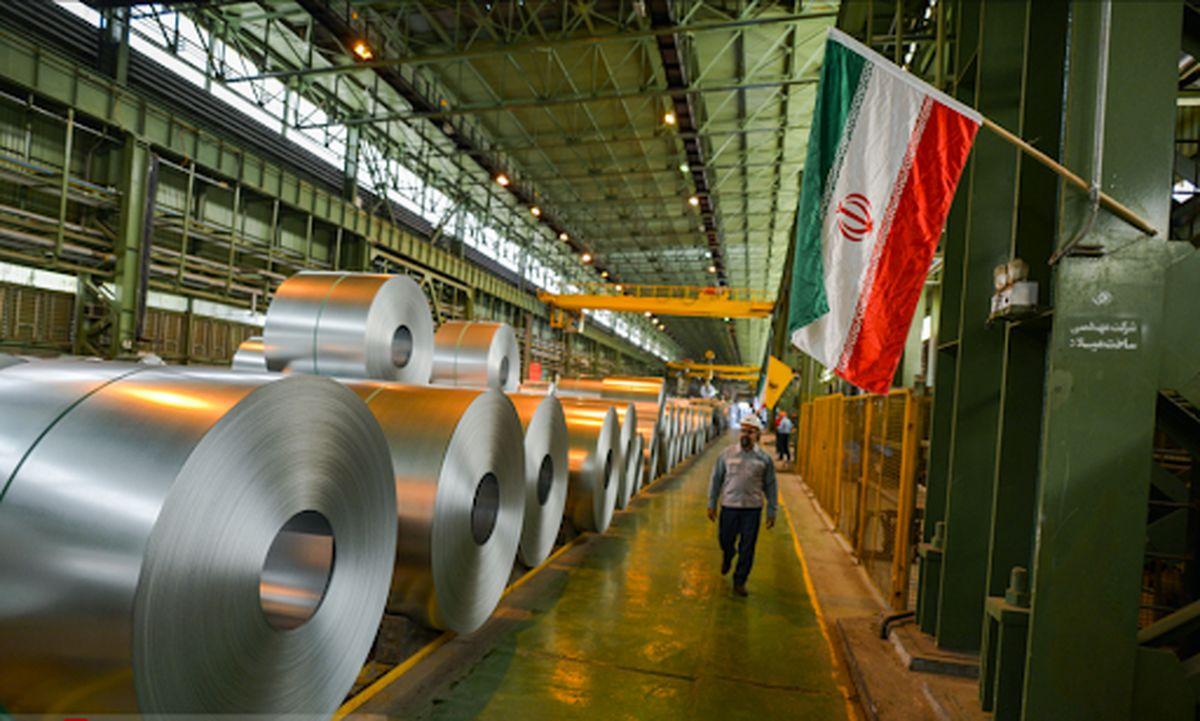 ثبت رکورد در خطوط تولید گروه فولاد مبارکه