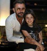 عکس دیده نشده از امین حیایی در اغوش همسر دومش جنجالی شد + بیوگرافی