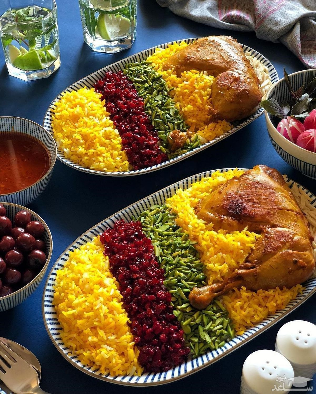 آموزش و طرز تهیه آجیل پلو خوشمزه و اصیل ایرانی
