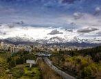 هوای ۲۲ فروردین تهران پاک بود
