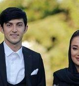 سردار آزمون با بهاره افشاری ازدواج کرد + تصاویر