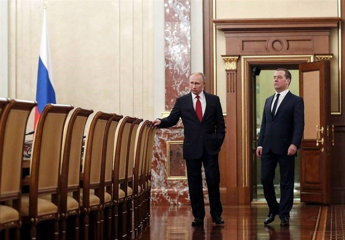 نخست وزیر روسیه علت استعفای دولت را اعلام کرد
