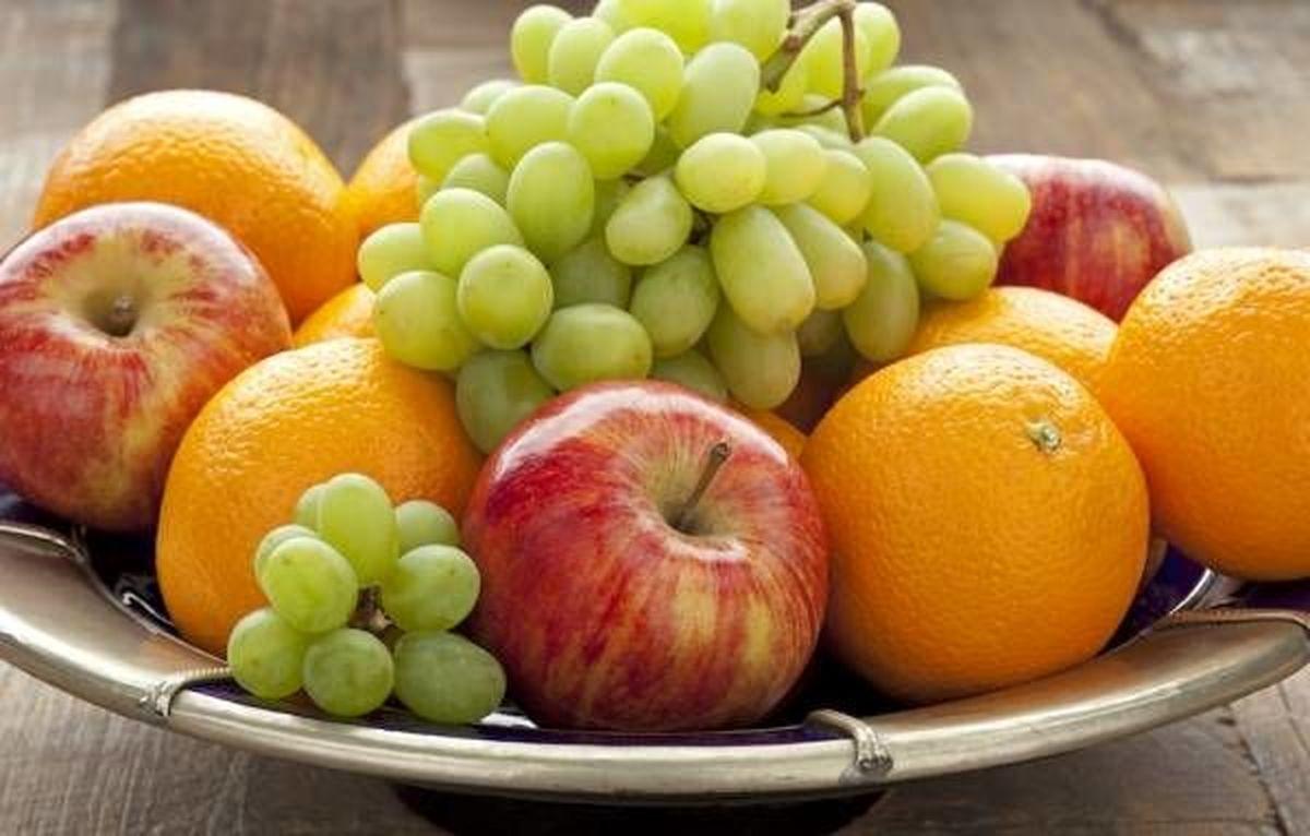 در این ساعت از روز میوه بخوریم