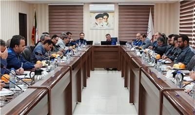 برگزاری جلسه زیست محیطی شرکت های سرمایه گذار در منطقه سنگان