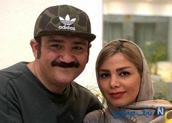 مهران غفوریان بازیگر | عکس های مهران غفوریان در کنار همسر و دخترش هانا