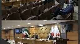 برگزاری برخط نشست مدیر عامل حوزه فنی با مدیران استانی بیمه ما