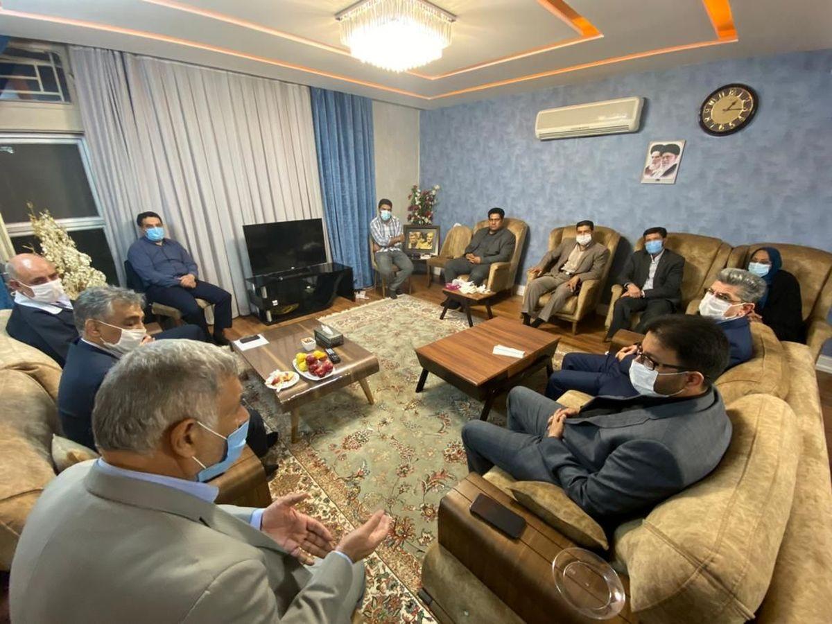 مشارکت ۲۰ میلیارد تومانی گهرزمین در ساخت باغ ایرانی