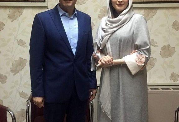 بهنوش طباطبایی| جنجال ماجرای ازدواج مجدد بعد از طلاق مهدی پاکدل + عکس