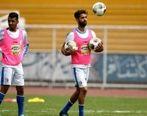 جلسه تعیین وضعیت سهرابیان در باشگاه استقلال