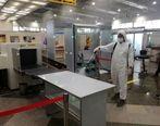 ضدعفونی فرودگاه بین المللی خلیج فارس عسلویه به طور مستمر انجام می شود