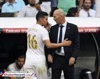 وضعیت رئال مادرید زیدان را عصبی کرد