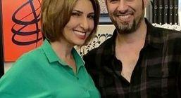 عکس منشوری شهاب حسینی در آغوش زن بی حجاب + تصاویر دیده نشده
