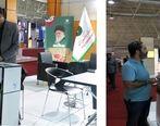 تقدیر مسئولان برگزاری نمایشگاه الکامپ از حضور مؤثر پست بانک ایران در این نمایشگاه