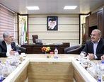 جلسه راهبردی پتروشیمی بندر امام و بانک ملی در راستای ارتقاء سطح تعاملات برگزار شد