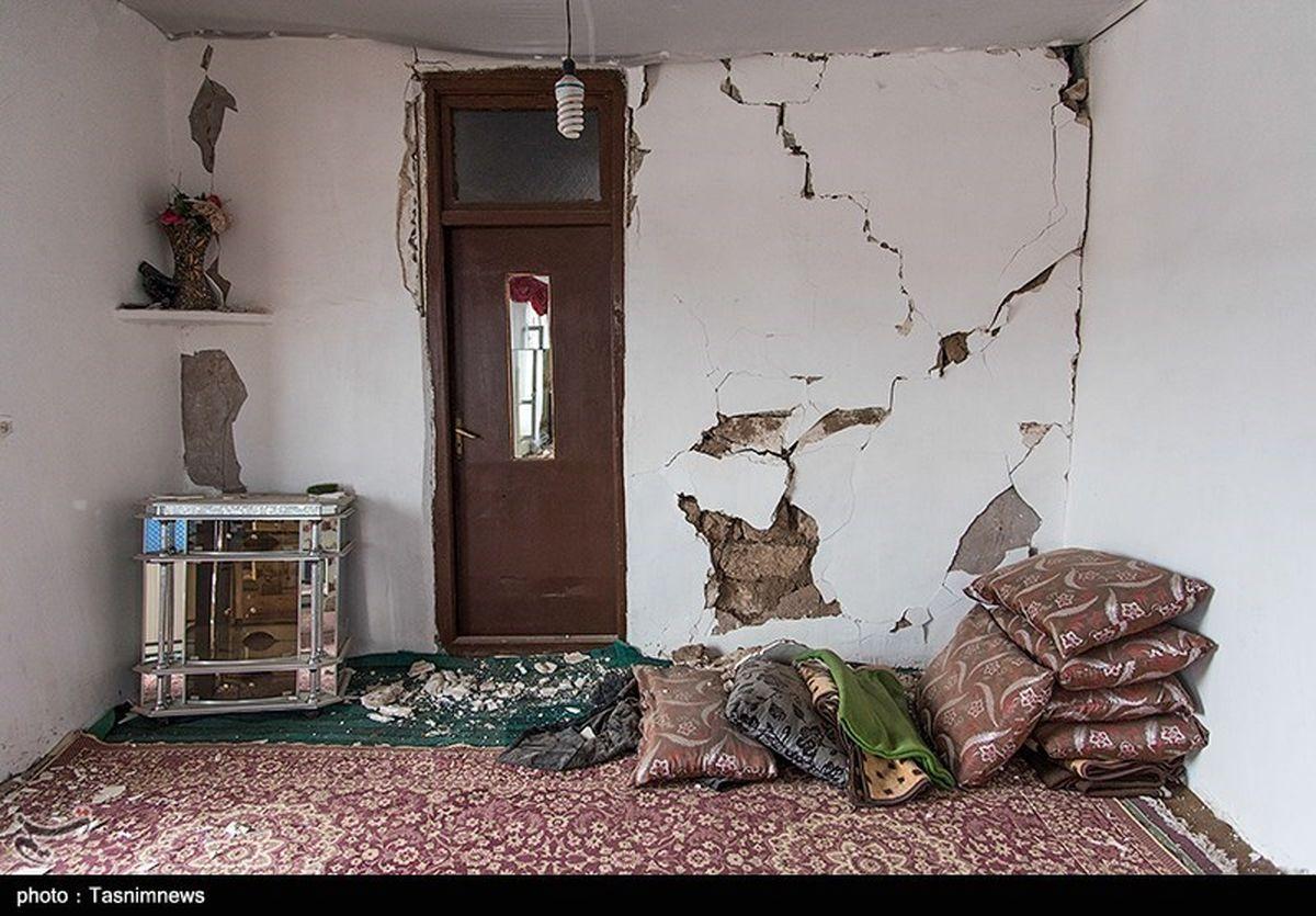 زلزله لرستان ۲۵ مصدوم داشت