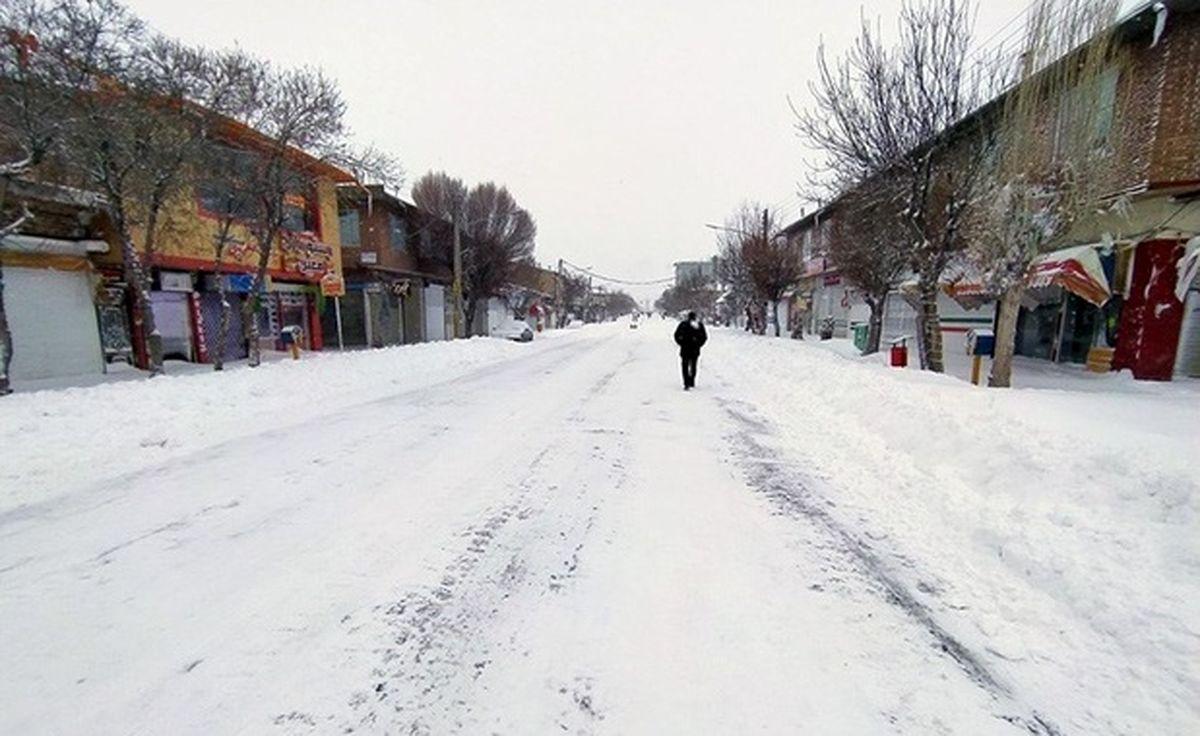 هواشناسی | هشدار کولاک برف در برخی استانها/تشدید بارشها در ۱۵ استان