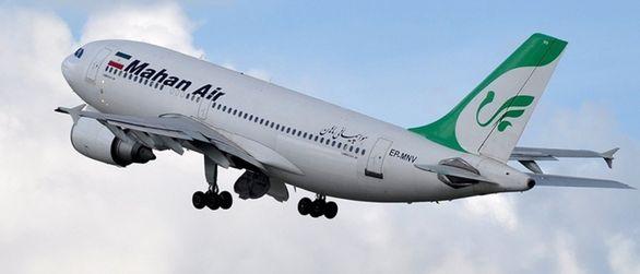 پروازهای ایران - چین کنسل نمیشود