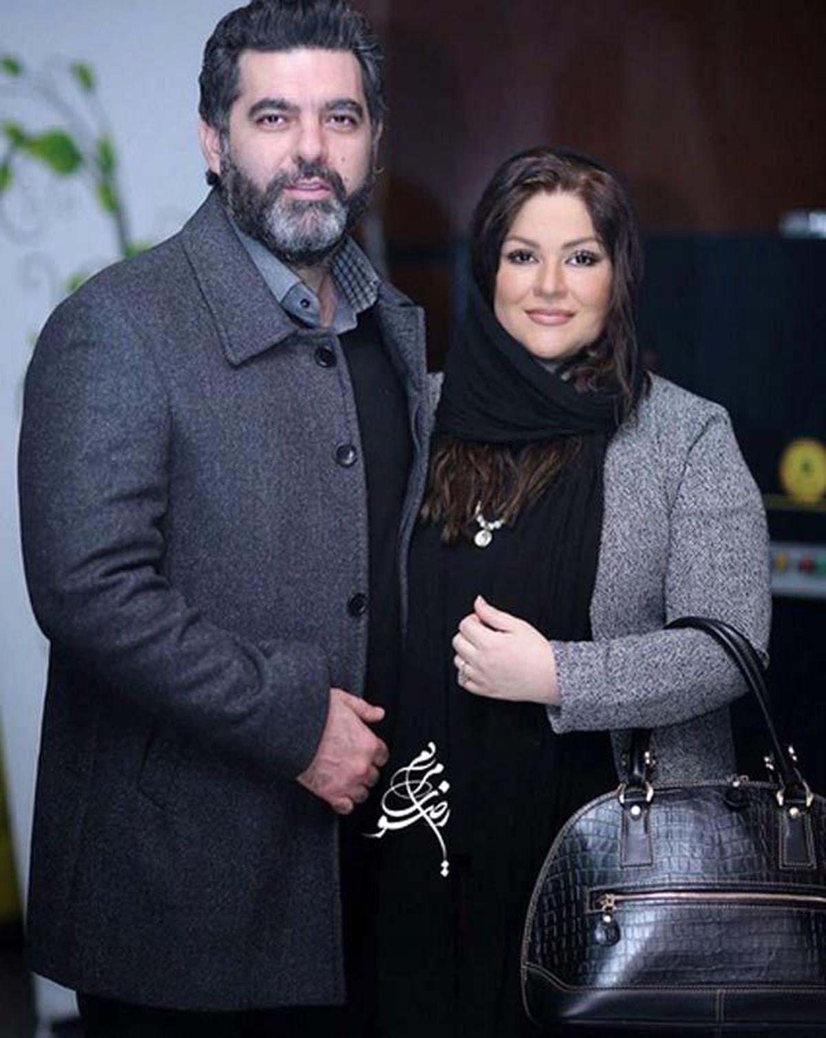 بیوگرافی مصطفی کیایی + عکس های همسر و فرزندش