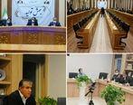 جلسه بررسی و حل مشکلات شرکتهای تابعه شستا در استان فارس برگزار شد