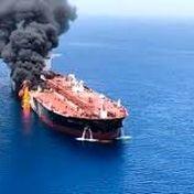 ایران مسئول حمله به دو نفتکش در دریای عمان است
