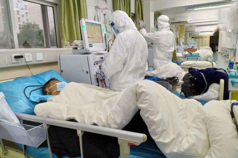 درمان بیماران مبتلا به کرونا