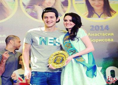 عکس دیده نشده از سردار آزمون در کنار دختر شایسته باشگاه روستوف + بیوگرافی و تصاویر جدید
