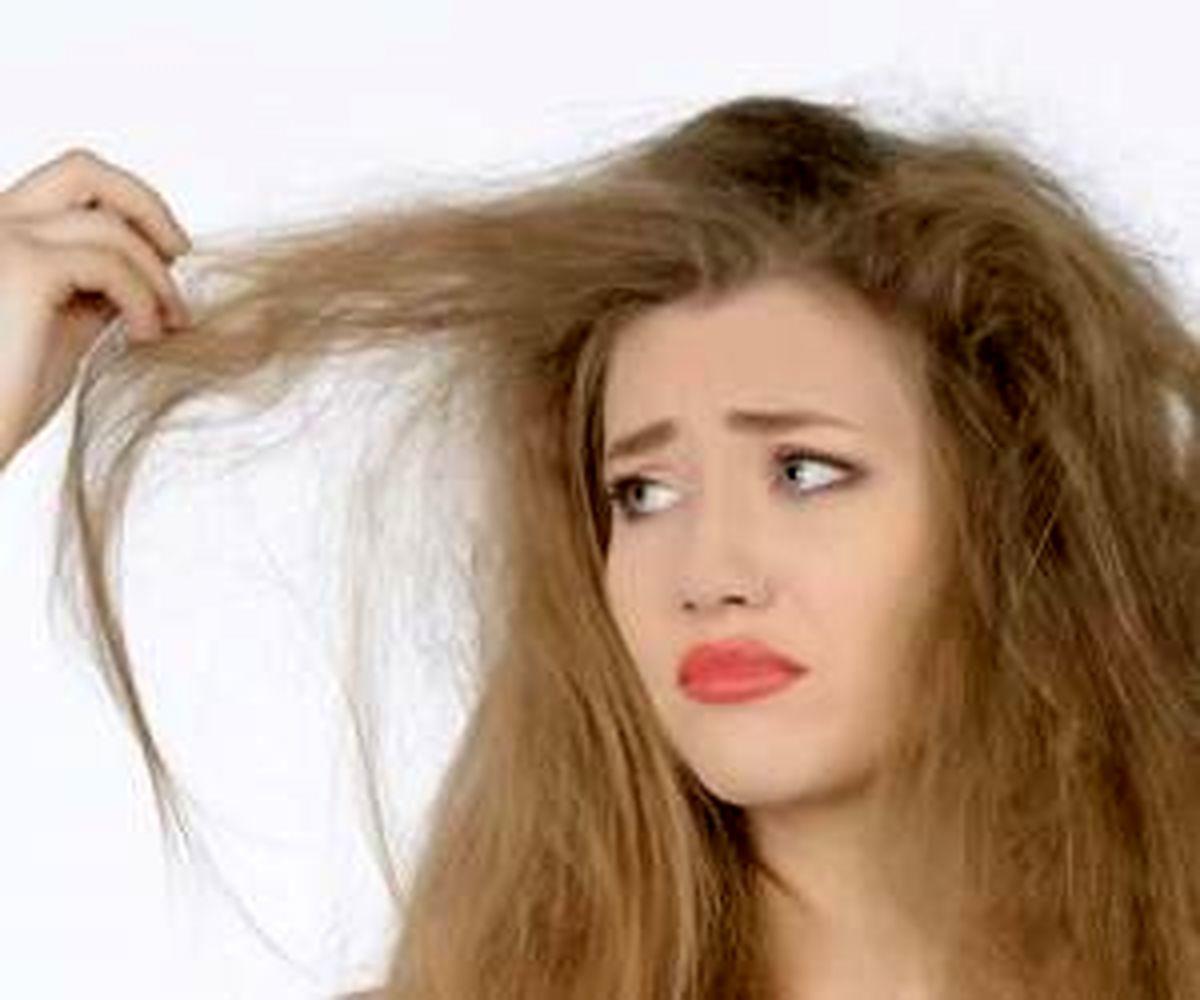 سه سوته موهای وزوزی خود را طبیعی صاف کنید