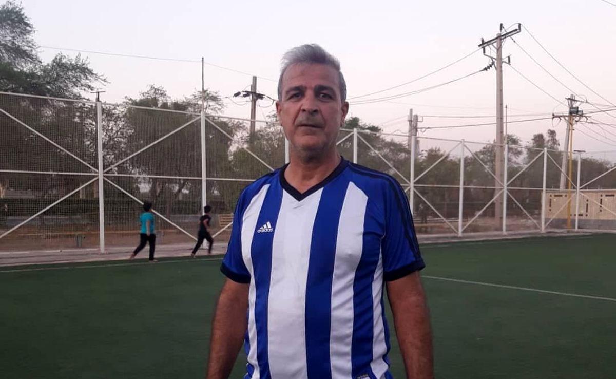علی فرتوت اهوازی فوتبالیست معروف در گذشت + عکس و علت مرگ