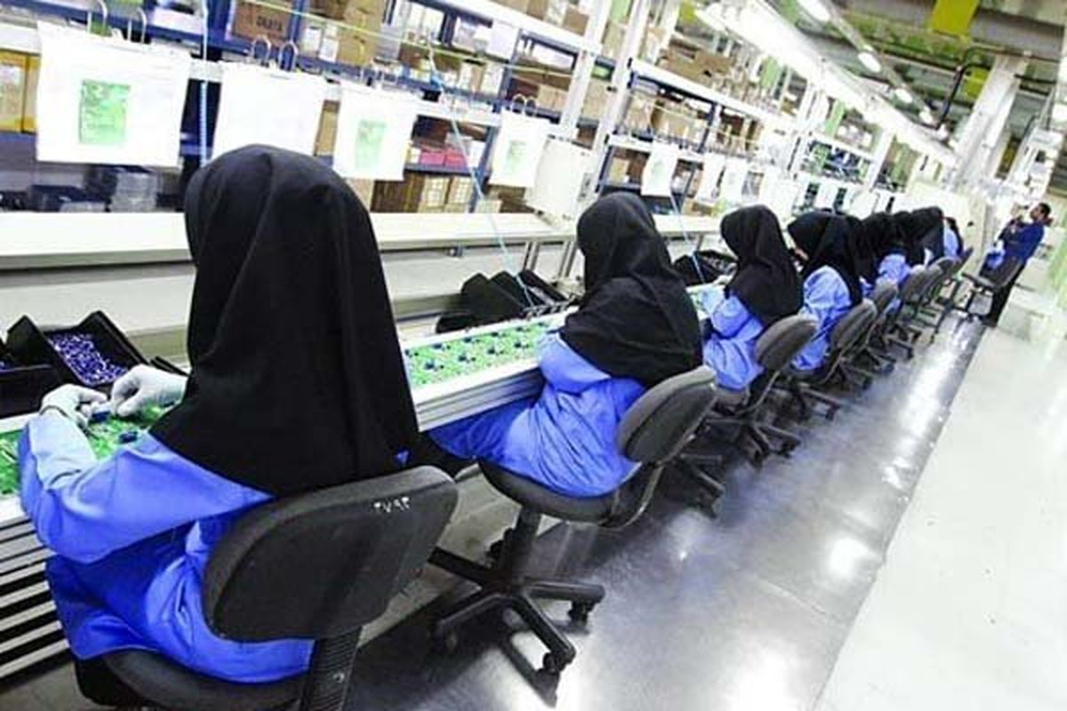 چند درصد جمعیت ایران شاغل هستند؟