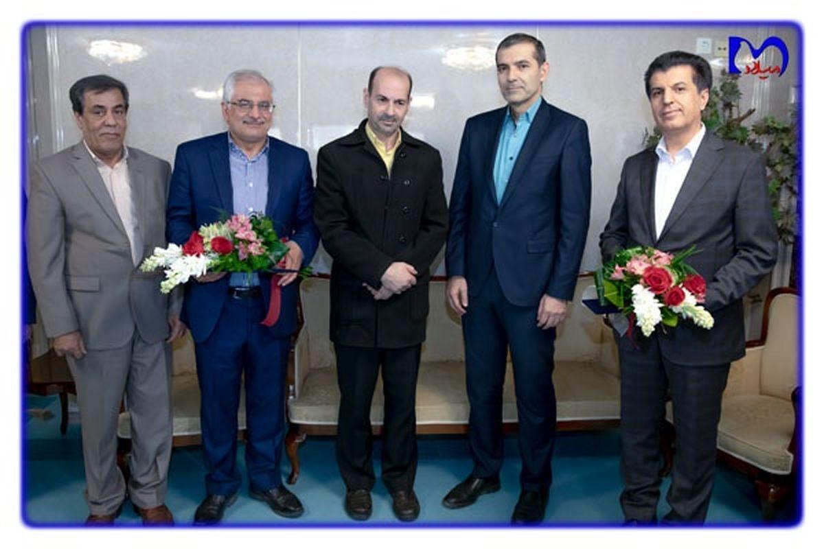 انتصاب مدیرعامل بیمارستان تامین اجتماعی میلاد تهران
