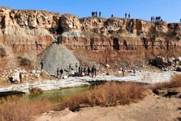 انهدام بزرگترین تونل انفجاری داعش در جنوب موصل