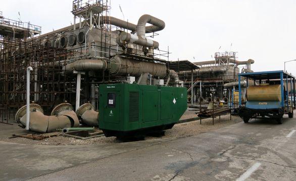 پایان تعمیرات اساسی آب شیرین کن (500) پالایشگاه نفت بندرعباس