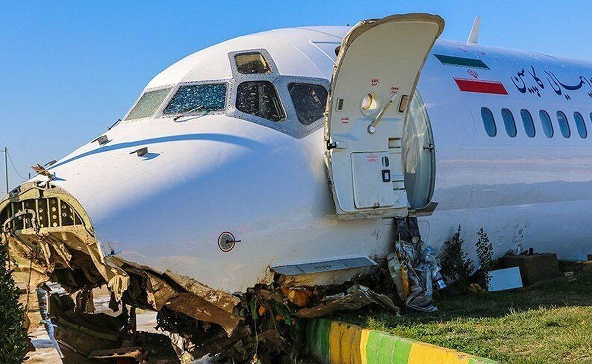 علت تعلیق خلبان پرواز تهران - ماهشهر مشخص شد