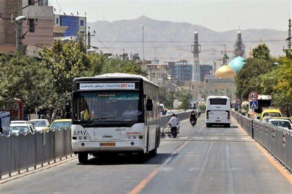 مترو و اتوبوس مشهد تا اطلاع ثانوی تعطیلی می باشد